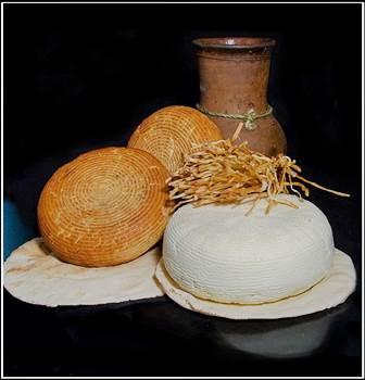 Adygea cheese with Wine