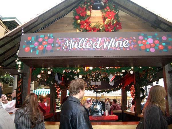 Mulled Wine Kiosk