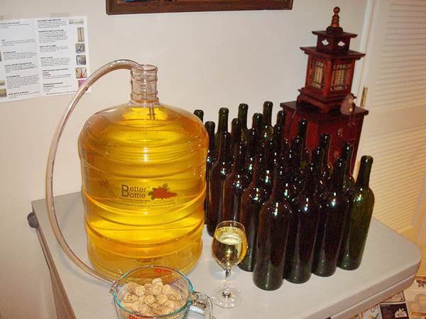 Making Wine at Home